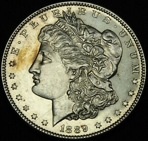 Click now to see the BUY IT NOW Price! 1889 PROOF LIKE MORGAN SILVER DOLLAR   PL