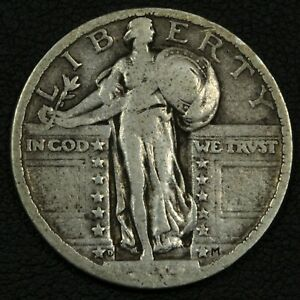 Click now to see the BUY IT NOW Price! 1924 D STANDING LIBERTY SILVER QUARTER