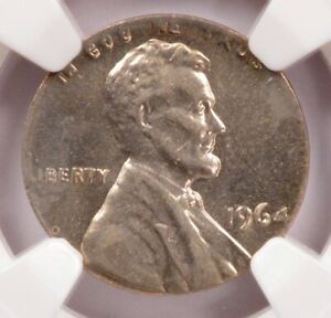 Click now to see the BUY IT NOW Price! NGC 1C 1964 LINCOLN CENT TRANSITIONAL ON CLAD DIME PLANCHET MS 61