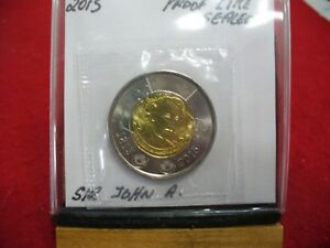 2015  CANADA 2$ TWO  DOLLAR  COIN  TOONIE  SEE PHOTOS  15C  PROOF LIKE  SEALED