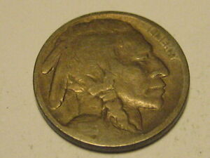 1915 P BUFFALO NICKEL VG