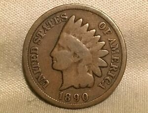Click now to see the BUY IT NOW Price! 1890 INDIAN HEAD CENT S 1 QUADRUPLED DIE OBVERSE SNOW 1 VARIETY