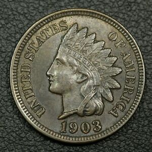 Click now to see the BUY IT NOW Price! 1903 INDIAN HEAD CENT COPPER PENNY