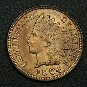 Click now to see the BUY IT NOW Price! 1904 INDIAN HEAD CENT COPPER PENNY