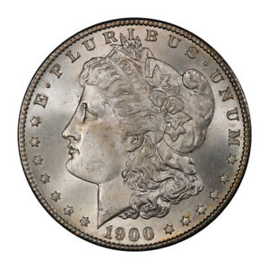 Click now to see the BUY IT NOW Price! 1900 S $1 MORGAN DOLLAR PCGS MS66   CAC  3091 23
