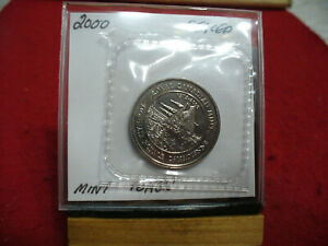 1999P  CANADA MINT   COIN   TEST  TOKEN   99P   HIGH   GRADE  SEALED