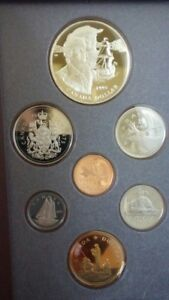 1995 SPECIAL EDITION PROOF SET CASE/COA/BOX  BOX SOME WEAR