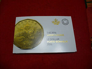 Click now to see the BUY IT NOW Price! 5 COINS  2016  CANADA   DOLLAR  COIN   LUCKY LOONIE PROOF LIKE SEALED COINS