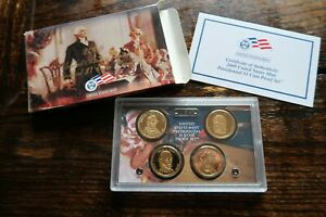 2009 UNITED STATES MINT PRESIDENTIAL $1 COIN PROOF SET