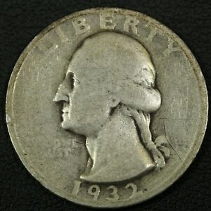 Click now to see the BUY IT NOW Price! 1932 S GEORGE WASHINGTON SILVER QUARTER