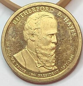 2011 S RUTHERFORD B HAYES PRESIDENTIAL