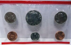 1989 D US PROOF COIN SET   SEALED IN ORIGINAL U.S. MINT PACKAGE