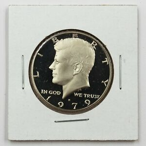 1979 S 50C PROOF FROM PROOF SET KENNEDY HALF DOLLAR
