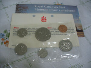 Click now to see the BUY IT NOW Price! 1976  CANADA   PROOF  LIKE SET  COINS  DOLLAR  HALF DOLLAR  QUARTER DIME NICKEL