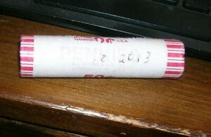 2013 LINCOLN CENT ROLL