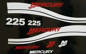 NEW OEM  MERCURY OUTBOARD  LARGE DECAL AS SHOWN IN PICTURE