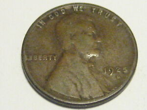 1925 D 1925 S & 1928 D LINCOLN HEAD CENTS