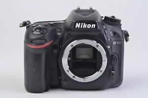 FOR PARTS OR REPAIR NIKON D7000 16.2MP DSLR BODY ONLY POWERS UP BAD SHUTTER