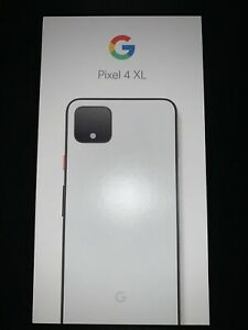 BRAND NEW GOOGLE PIXEL 4 XL  64GB   CLEARLY WHITE