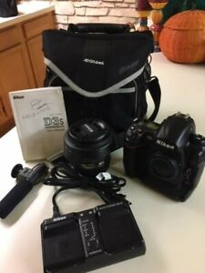 NIKON D D3S 12.1MP DIGITAL SLR CAMERA   WITH LENS