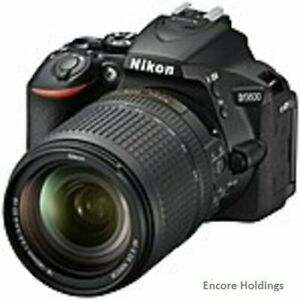 NIKON 1577 DIGITAL SLR CAMERA WITH LENS 18 MM TO 140 MM  LENS 1  BLACK 1577