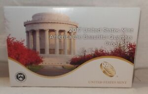 2017 ATB QUARTER PROOF SET AND 2009 PRESIDENTIAL DOLLAR PROOF SET