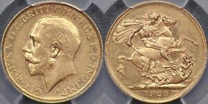 Click now to see the BUY IT NOW Price! SOUTH AFRICA 1923 PRETORIA CURRENCY ISSUE SOVEREIGN   PCGS AU58