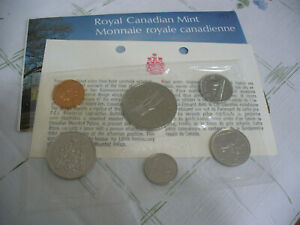 Click now to see the BUY IT NOW Price! 1973  CANADA   PROOF  LIKE SET  COINS  DOLLAR  HALF DOLLAR  QUARTER DIME NICKEL