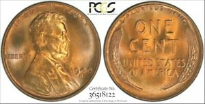 Click now to see the BUY IT NOW Price! 1940 D LINCOLN WHEAT CENT 1C PCGS  MS67  RD   RED   COLOR PQ