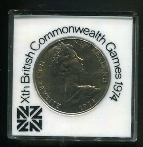 1974 XTH BRITISH COMMONWEALTH GAMES  CHRIST CHURCH NEW ZEALAND .