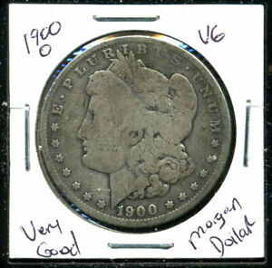 1900 O VG MORGAN DOLLAR 90 SILVER GOOD U.S.A COMBINE SHIPPING$1 COIN C1123