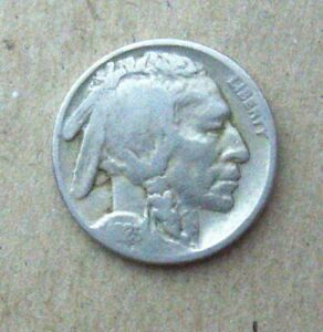 1925 BUFFALO NICKEL IN GOOD CONDITION   ORIGINAL SURFACE DETAILS