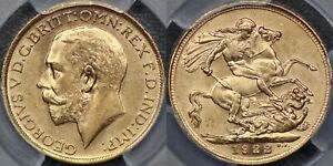 Click now to see the BUY IT NOW Price! AUSTRALIA 1922 SYDNEY SOVEREIGN   PCGS MS62