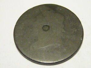 NO DATE CLASSIC HEAD LARGE CENT
