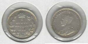 CANADIAN 1918 NICKEL .925 SILVER   TAKE A LOOK