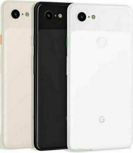 NEW OTHER GOOGLE PIXEL 3 XL 128GB FACTORY UNLOCKED SMARTPHONE   BLACK