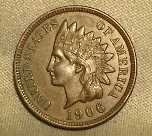 Click now to see the BUY IT NOW Price! 1906 INDIAN HEAD CENT  NICE SOLID COIN