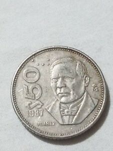 MEXICAN CHILE SPAINISH COINS PESOS CENTAVOS