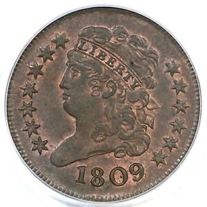 Click now to see the BUY IT NOW Price! 1809 C 3 PCGS MS 64 BN CAC CLASSIC HEAD HALF CENT COIN 1/2C
