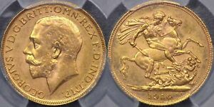 Click now to see the BUY IT NOW Price! CANADA 1916 OTTAWA SOVEREIGN   PCGS MS63