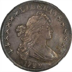 Click now to see the BUY IT NOW Price! 1799 DRAPED BUST BB 161 B 11 NGC MS 63