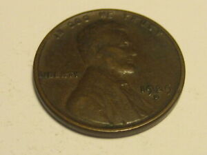 1929 D & 1932 D LINCOLN HEAD CENTS