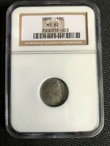 Click now to see the BUY IT NOW Price! CERTIFIED BARBER DIME COLLECTION: 1892   1916  PCGS NGC ANACS & ICG