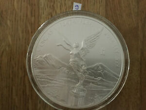 Click now to see the BUY IT NOW Price! 2014 5 OZ SILVER MEXICAN LIBERTAD .999 SILVER BULLION BU IN AIR TITE MEXICO 9