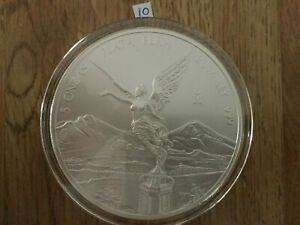 Click now to see the BUY IT NOW Price! 2014 5 OZ SILVER MEXICAN LIBERTAD .999 SILVER BULLION BU IN AIR TITE MEXICO 10