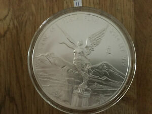 Click now to see the BUY IT NOW Price! 2014 5 OZ SILVER MEXICAN LIBERTAD .999 SILVER BULLION BU IN AIR TITE MEXICO 11