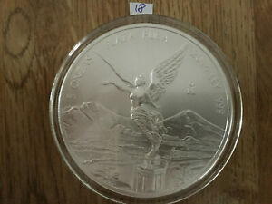 Click now to see the BUY IT NOW Price! 2014 5 OZ SILVER MEXICAN LIBERTAD .999 SILVER BULLION BU IN AIR TITE MEXICO 18