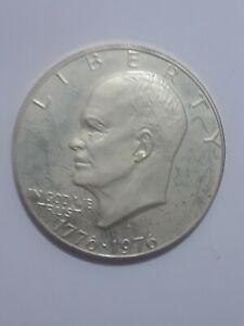 1776 1976S EISENHOWER PROOF SILVER DOLLAR