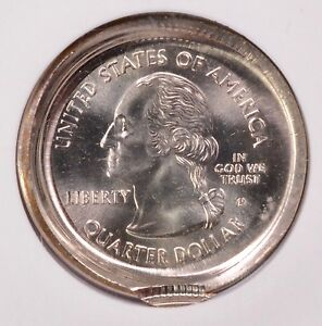 Click now to see the BUY IT NOW Price! NGC 25C 1999 P NEW JERSEY QUARTER OBVERSE DIE CAP & DOUBLE STRUCK MS 67