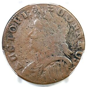 Click now to see the BUY IT NOW Price! 1787 M 8 A.1 R 8 PCGS F 12 MAILED BUST LEFT CONNECTICUT COLONIAL COPPER COIN